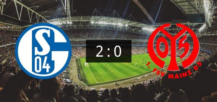 Mainz Gegen Schalke 2017