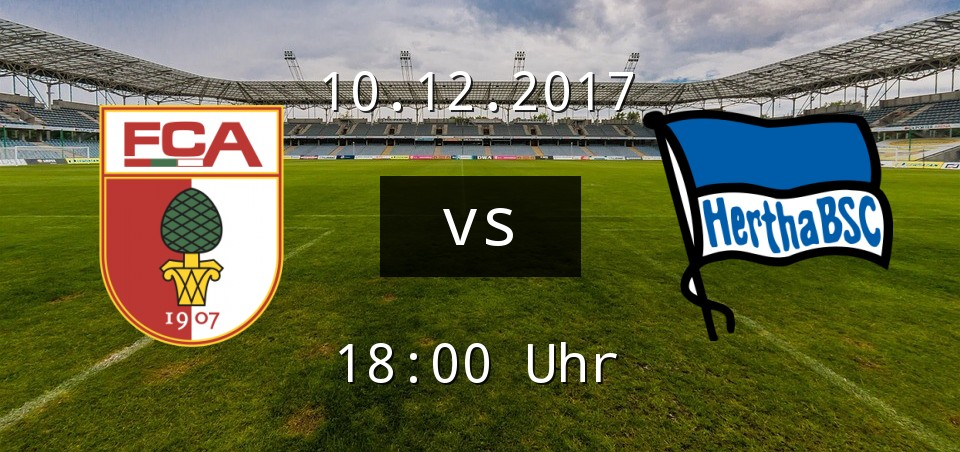 Augsburg Gegen Hertha