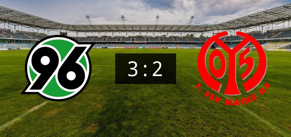 Hannover 96 Gegen Mainz