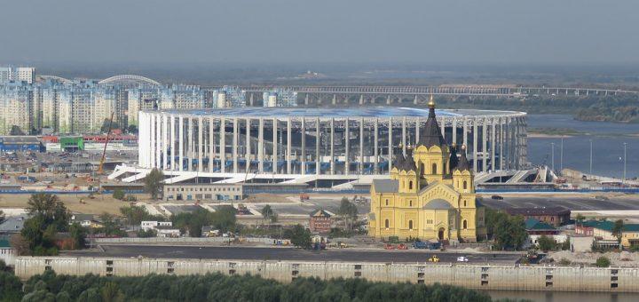 Wm Russland Spielorte
