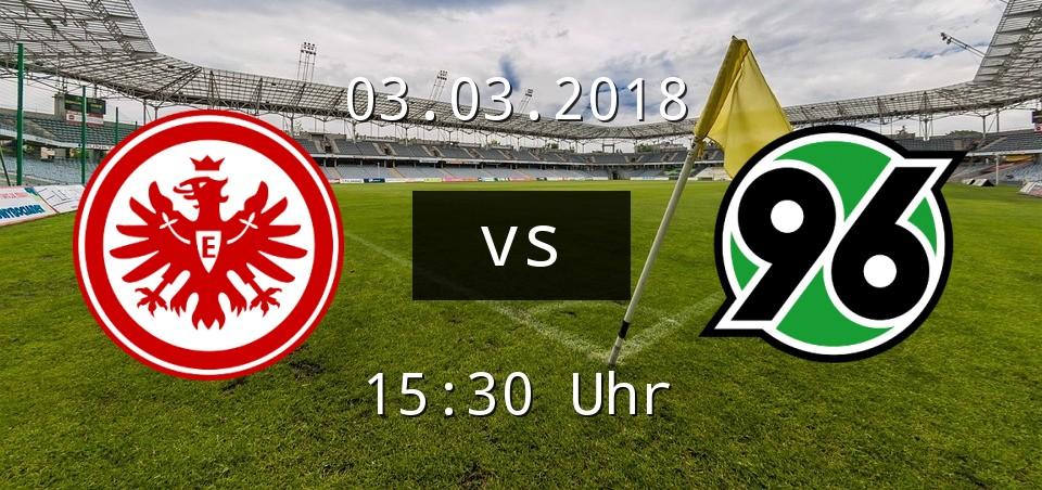 Hannover 96 Gegen Frankfurt