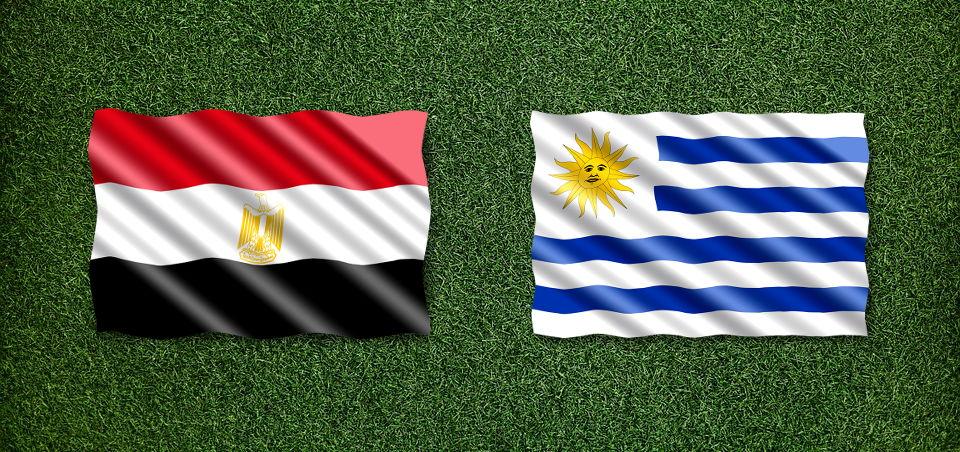 Uruguay Gegen ägypten