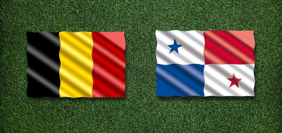 Belgien Vs Panama