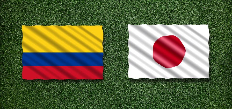 Kolumbien Gegen Japan