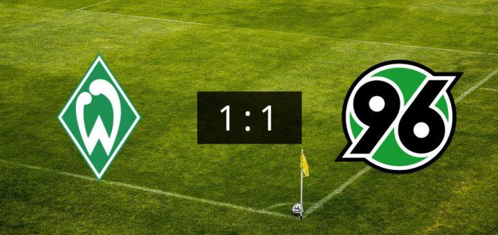 Werder Bremen Gegen Hannover