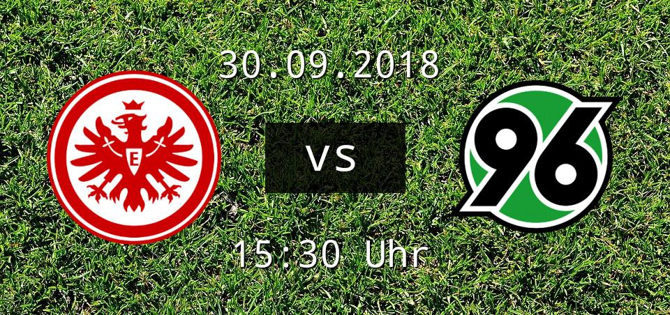Eintracht Gegen Hannover