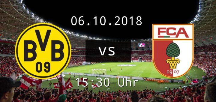 Augsburg Gegen Dortmund