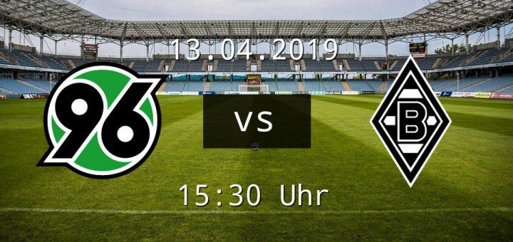 Gladbach Hannover 2021