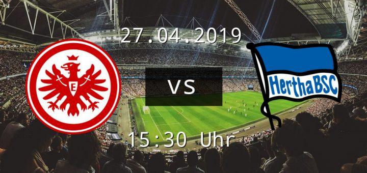 Hertha Gegen Eintracht Frankfurt