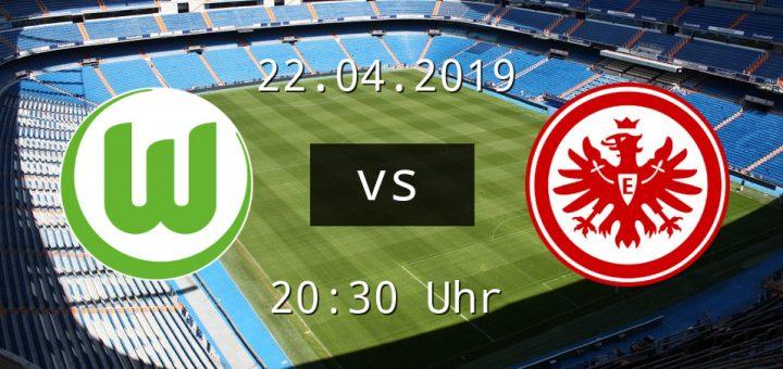 Wolfsburg Gegen Eintracht Frankfurt