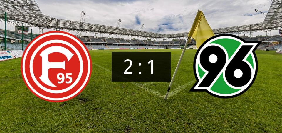 Hannover 96 Gegen Fortuna Düsseldorf