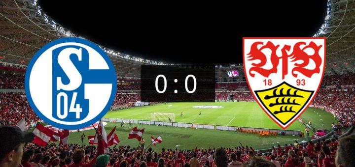 Stuttgart Gegen Schalke 2020