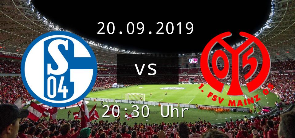 Mainz Gegen Schalke