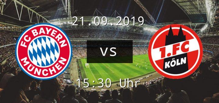 Koln Trifft Auswarts Auf Bayern Fussball News De