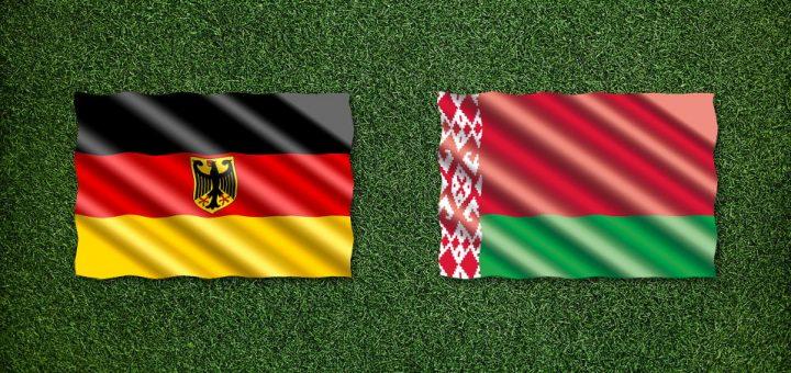 Em Quali Deutschland Gegen Weissrussland Im Tv Fussball