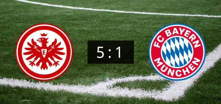 Eintracht Frankfurt Gegen Bayern München