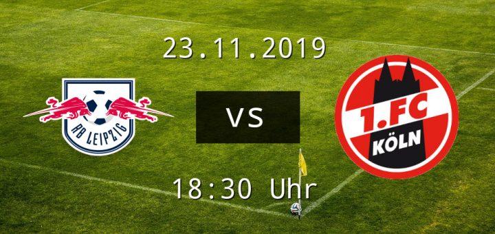 Leipzig Spielt Zu Hause Gegen 1 Fc Koln Fussball News De