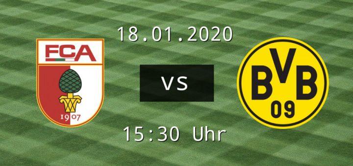 Augsburg Gegen Bvb