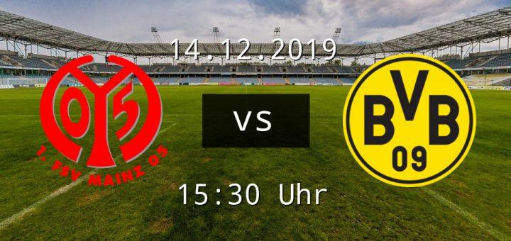 Dortmund Gegen Mainz