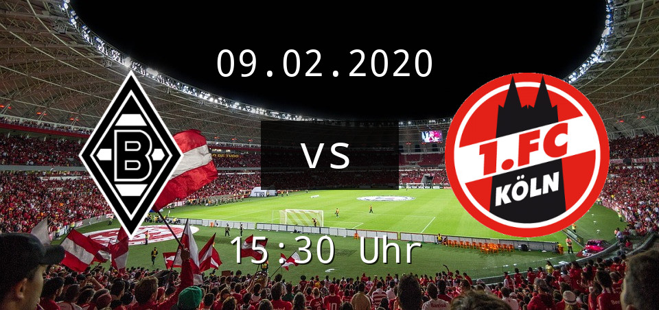Köln Mönchengladbach Fußball