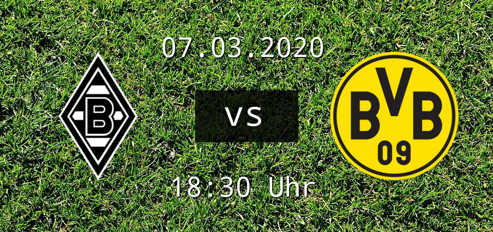 Borussia Mönchengladbach Dortmund