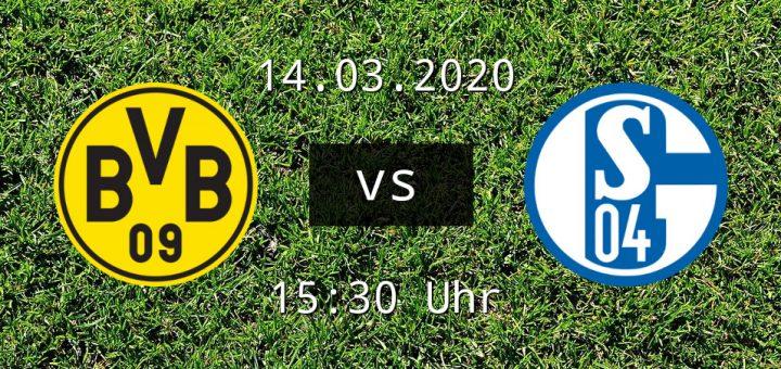 Dortmund Gegen Schalke 2021
