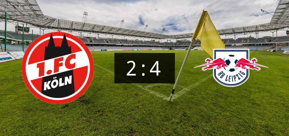 Rb Leipzig Gegen 1. Fc Köln