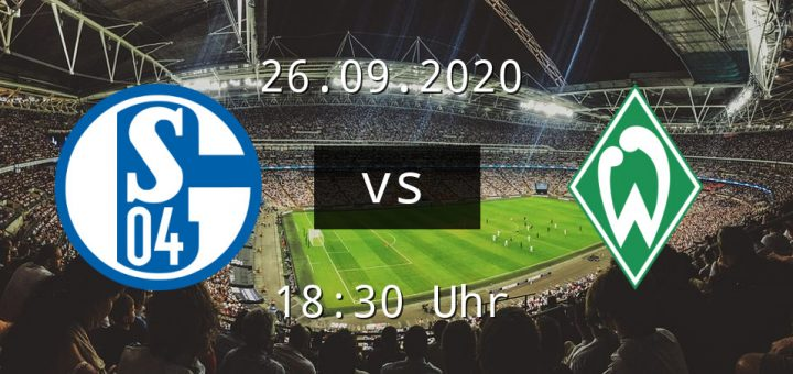 Bremen Schalke 2021