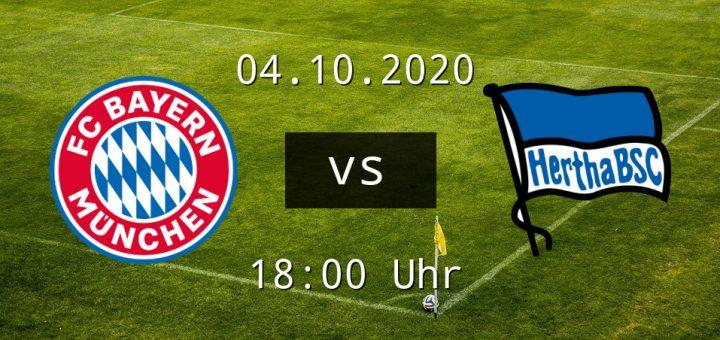 Fcb Spielt Zu Hause Gegen Hertha Fussball News De